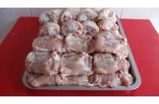 Csirke alsó comb