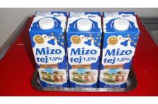 Mizó tej 1,5% 1L