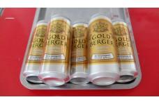 Goldberg dobozos sör 3%  0,5L
