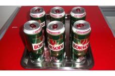 Borsodi dobozos sör 4,5% 0,5L